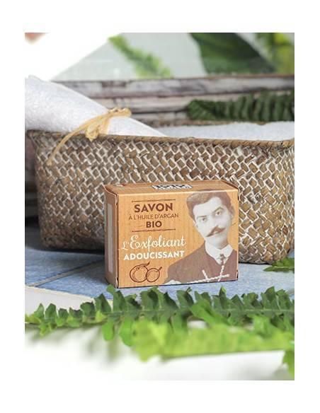 Déco savon bio artisanal | L'Exfoliant adoucissant