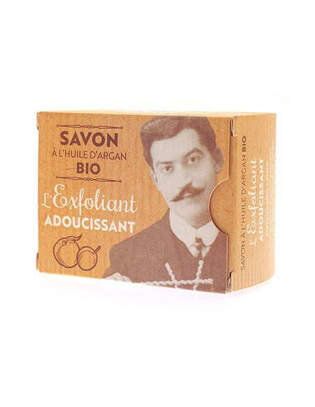 Savon bio artisanal | L'Exfoliant adoucissant