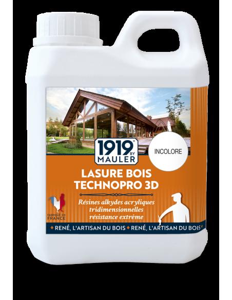 Lasure bois Technopro 3D 1919 BY MAULER