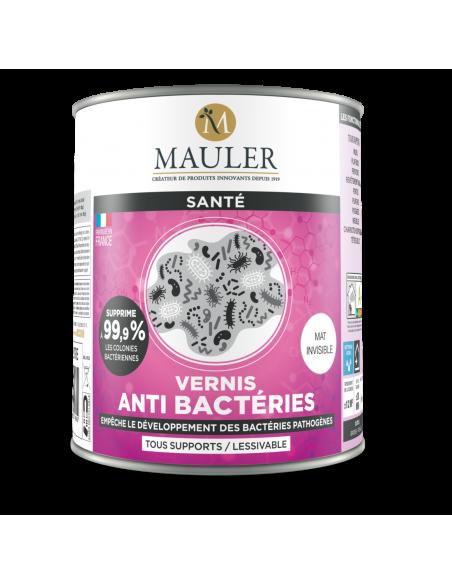 Vernis anti bactérie Mauler