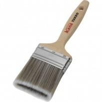 Pinceau lasure saturateur & finitions extérieurs - Brosse TURBO 80 MM