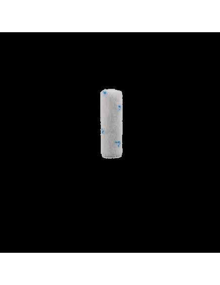 Rouleau patte de lapin microfibre 10mm largeur 100mm