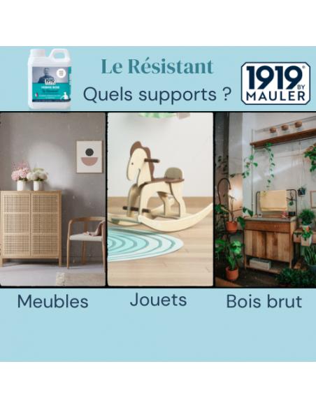Vernis Le Résistant 1919 By Mauler Support