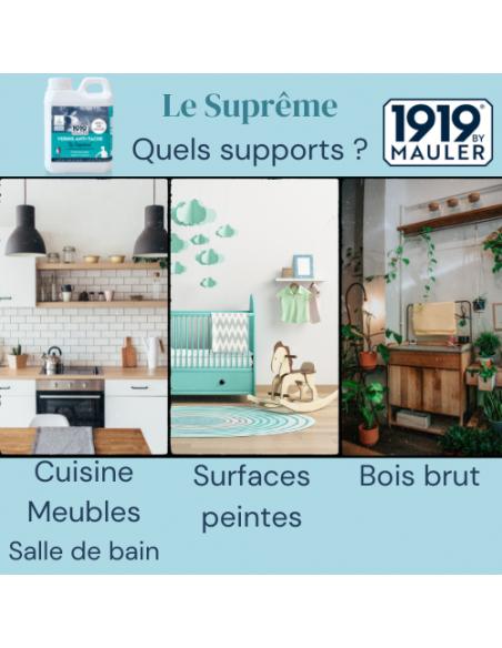 Vernis Le Suprême satiné 1919 By Mauler Supports
