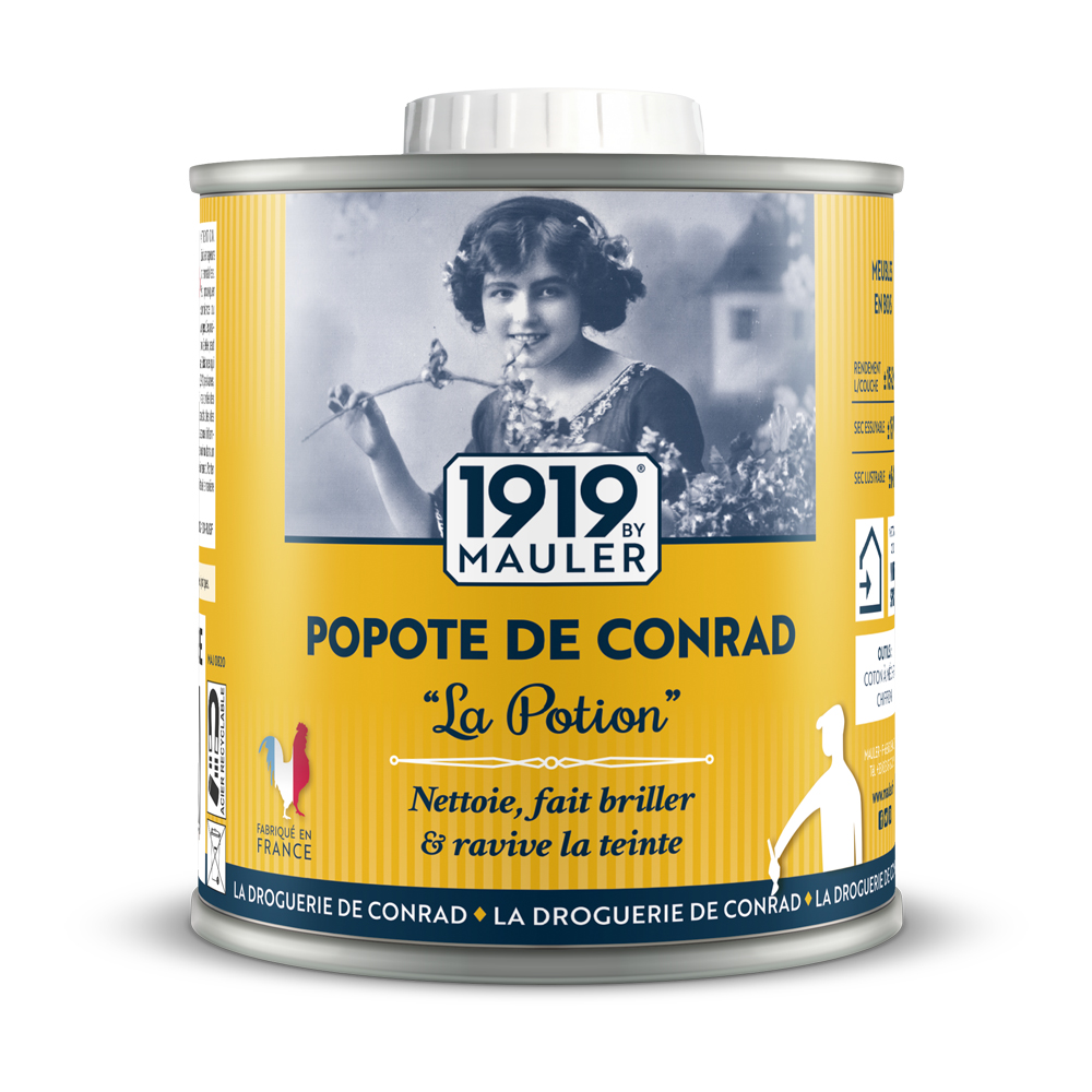 """Raviveur bois Popote de Conrad """"La Potion"""" 1919 BY MAULER"""