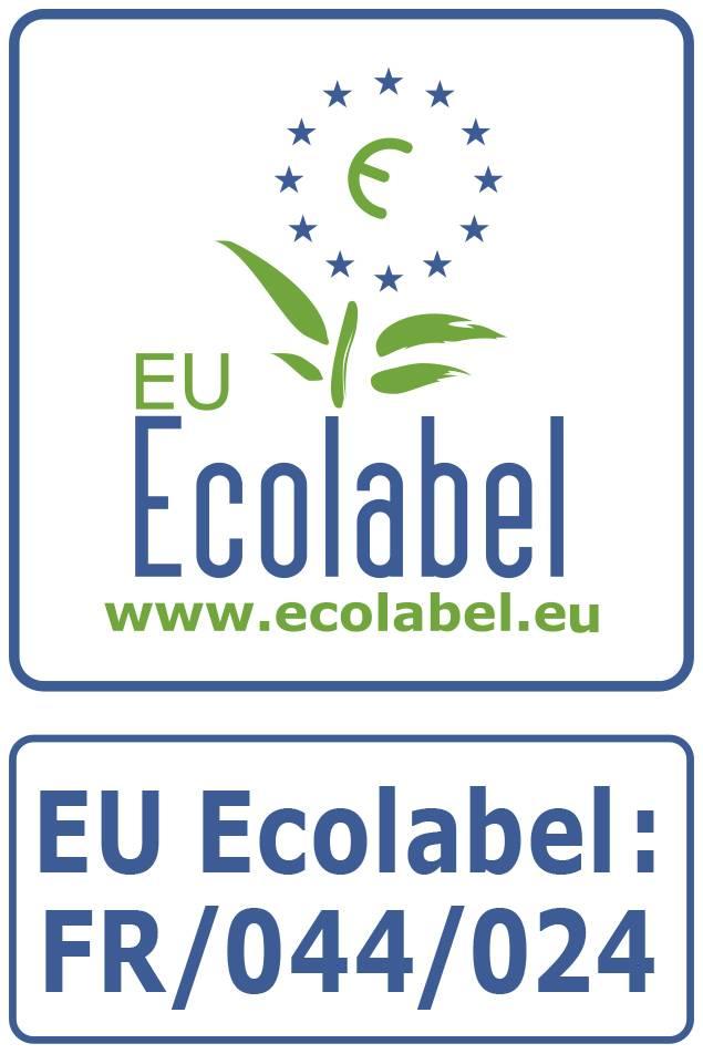 Logo Ecolabel 1919 BY MAULER