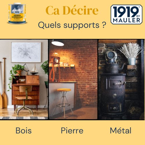 Ca Décire 1919 BY MAULER Supports