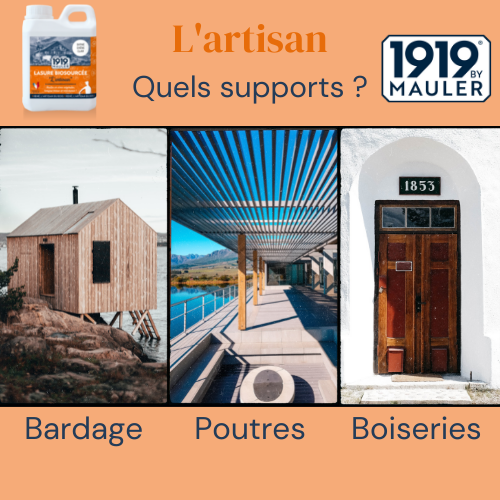 L'Artisan 1919 BY MAULER Supports
