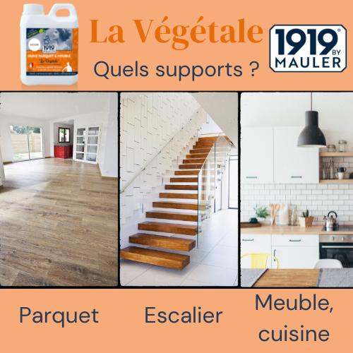 La Végétale 1919 BY MAULER Supports