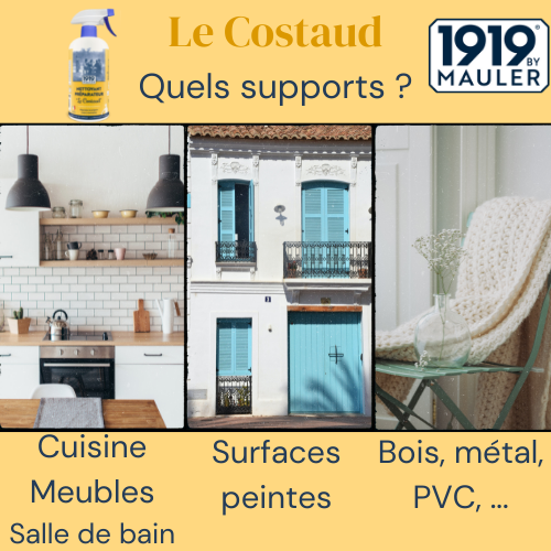 Le Costaud 1919 BY MAULER Supports