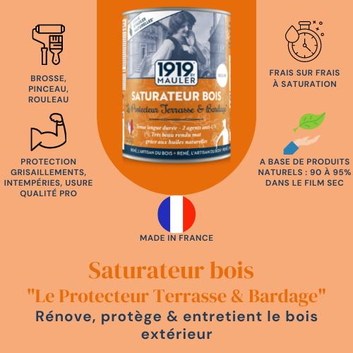 Le Protecteur 1919 BY MAULER Picto