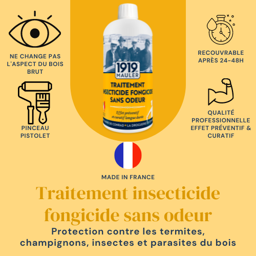Traitement Insecticide 1919 BY MAULER Picto